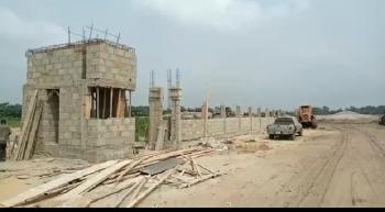Estate Land Full Plot, Abijo Gra, Sangotedo, Ajah, Lagos, Residential Land for Sale