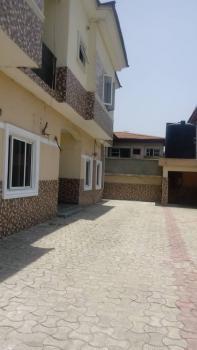 Spacious 4 Bedroom Duplex, Osapa London Estate, Osapa, Lekki, Lagos, Semi-detached Duplex for Rent