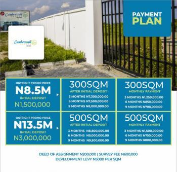 Camberwall Courts, Abijo Gra, Abijo Gra, Abijo, Lekki, Lagos, Residential Land for Sale