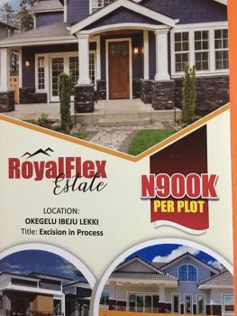 Royal Flex Estate, Okegelu, Ibeju Lekki, Lagos, Mixed-use Land for Sale