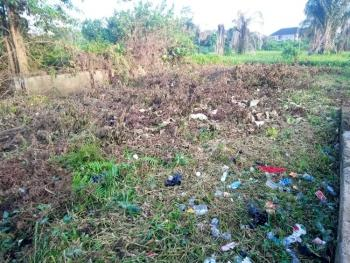 Half Plot of Land, Modupe Erin Osho St Okeira Ogba, Ijaiye, Lagos, Residential Land for Sale