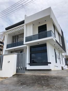 5 Bedroom Detached Duplex with Bq, 2nd Toll Gate Axis, Lekki Phase 2, Lekki, Lagos, Detached Duplex for Sale