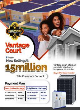 3 Bedrolm Bungalow All Ensuite, Lekki, Lagos, House for Sale