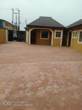 Renovated 3bedroom with 4 Unit of Mini Flat on More Than Full Plot, Fagba By Ogba, Fagba, Agege, Lagos, Block of Flats for Sale