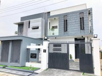 Contemporary 4bedroom Semi Detached Duplex with Bq, Contemporary 4bedroom Semi Detached Duplex with Bq, Lekki Phase 2, Lekki, Lagos, Detached Duplex for Sale