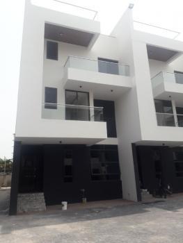 Luxury 5 Bedroom Terraced House with Bq, Off Kofo Abayomi Street, Victoria Island (vi), Lagos, Terraced Duplex for Sale