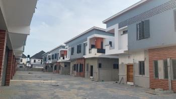 4 Bedroom Semi-detached Duplexes, Chevron Drive, Chevron, Idado, Lekki, Lagos, Semi-detached Duplex for Sale