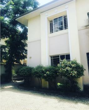 5 Bedroom Duplex with 2 Rooms Guest Chalet, Wuse 2, Abuja, Semi-detached Duplex for Sale