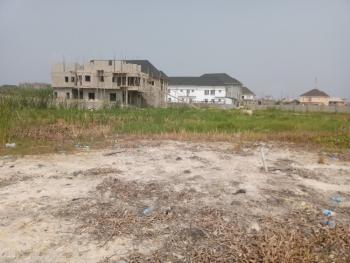 Estate Land, Chevron Before Megga Chicken, Lekki Phase 2, Lekki, Lagos, Residential Land for Sale