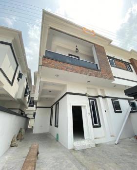4 Bedroom Semi Detached Duplex, Chevron Toll, Ikota, Lekki, Lagos, Semi-detached Duplex for Sale