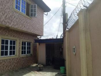 Lovely 3 Bedroom Duplex in a Serene Environ with C of O, Elabo Str Off Folarin Street, Egbeda, Alimosho, Lagos, Detached Duplex for Sale