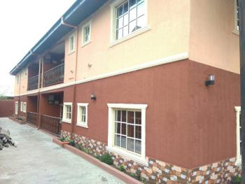 Newly Built 2 Bedroom Flat with Modern Features, Tony Estate Off Rumuokwurusi Tank Elimgbu Port Harcourt, Elimbu, Port Harcourt, Rivers, Flat for Rent