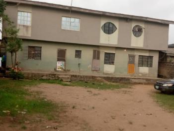 3 Bedroom Flat and 2 Mini Flats on Full Plot, Agbado, Ijaiye, Lagos, Block of Flats for Sale