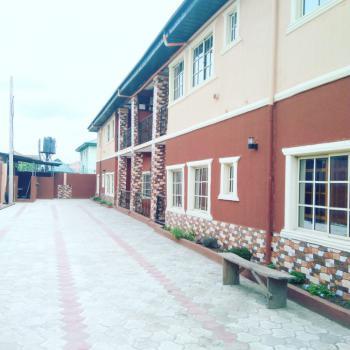 Newly Built 3 Bedroom Flat with Standard Features, Tony Estate Off Rumuokwurusi Tank Elimgbu Port Harcourt, Elimbu, Port Harcourt, Rivers, Flat for Rent