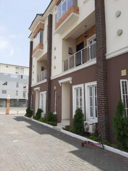 Fully Serviced 4 Bedroom Terrace Duplex, All Ensuite with a Bq, Oniru, Victoria Island (vi), Lagos, Terraced Duplex for Rent