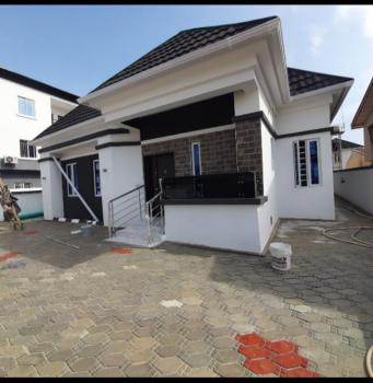 a Classic 3 Bedrooms Bungalow with a Bq in a Secure and Gated Estate, Around Blenco Supermarket, Sangotedo, Ajah, Lagos, Detached Bungalow for Sale