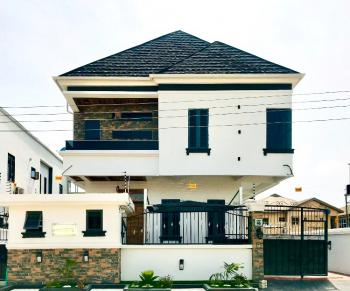 Humongous 5 Bedroom Luxury Fully  Detached Duplex with a Domestic Room, Ikota Villa Estate, Ikota, Lekki, Lagos, Detached Duplex for Sale