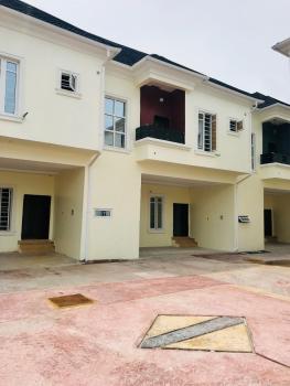 Specious 4 Bedroom Luxury Terraced Duplex (9 Units in a Compound), Ikota Villa Estate, Ikota, Lekki, Lagos, Terraced Duplex for Sale