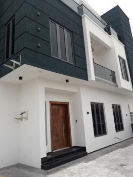Brand New Tastefully Finished 5 Bedroom Semi Detached House with Bq, Off Animashnu Street, Lekki Phase 1, Lekki, Lagos, Semi-detached Duplex for Sale