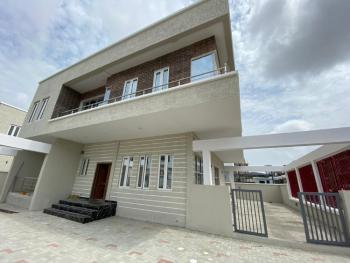 Exclusively Finished & Luxury 4 Bedrooms Fully Detached Duplex with Bq, Chevron Drive (alternative Route), Lekki, Lagos, Detached Duplex for Sale