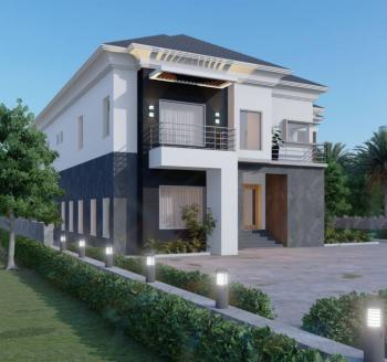 a Gated Luxury Fully Finished 4 Bedroom Detached Duplex Plus Bq *offplan, Guzape By Coza Church, Guzape District, Abuja, Detached Duplex for Sale