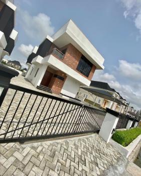 5 Bedroom Waterfront Duplex, Ikota, Lekki, Lagos, Detached Duplex for Sale