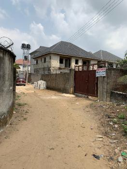 Blocks of One Bedroom Flats, Nysc Road By Agc, Off East West Road, Alakahia, Port Harcourt, Rivers, House for Sale