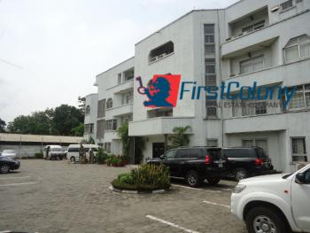 Massive Private Office Building on Large Grounds, Off Bourdillon Road, Old Ikoyi, Ikoyi, Lagos, Office Space for Rent