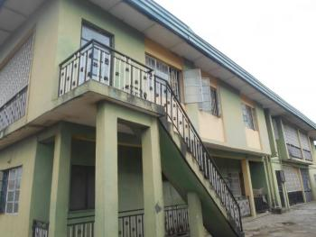 a Block of 4 (nos) 3 Bedroom Flat with Bungalow, Hammed Muhammad Street, Abule Egba, Agege, Lagos, Block of Flats for Sale