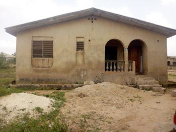 Nicely Built  Twin Flat of 3 & 4 Bedrooms Bungalow, Elesho Street, Boluwaji Area Off Lagos-ibadan Expressway, Ibadan, Oyo, Detached Bungalow for Sale