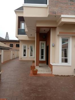 New Luxury 4 Bedroom Semi Detached Duplex with Bq, Omole Phase 2 Estate, Ikeja, Lagos, Semi-detached Duplex for Sale