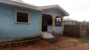 2 Flat of 3 Bedrooms Each, Ebo Community Iyekogba Off Airport Road, Benin, Oredo, Edo, Block of Flats for Sale