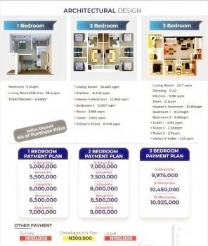Queens Home, Queens Garden Estate, Mowe Ofada, Ogun, Semi-detached Bungalow for Sale