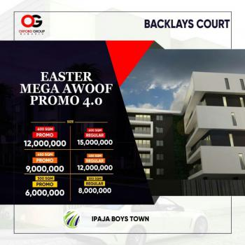 Land, Backlays Court, Boys Town, Ipaja, Lagos, Commercial Land for Sale