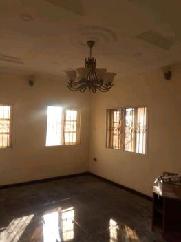 Executive 4 Bedroom Behind a More Frontal Structure with 2 Shop, Ago Palace, Okota, Isolo, Lagos, Detached Duplex for Sale