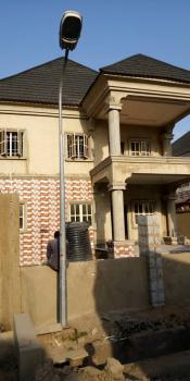 Uncompleted 4 Bedroom Fully Detached Duplex, Apo, Abuja, Detached Duplex for Sale