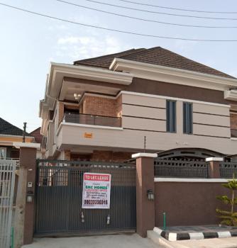 Luxury Brand New 4 Bedrooms Semi Detached Duplex with Bq, Nduche Street Off Chevron Alternative Drive Lekki, Lekki Expressway, Lekki, Lagos, Semi-detached Duplex for Rent