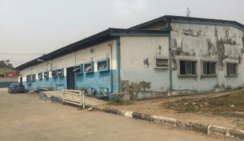 9548sqm of Land with 6000sqm Warehouse., Ilupeju Industrial Estate., Ilupeju, Lagos, Warehouse for Sale