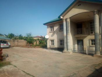 4 Bedroom Duplex with 2 Units of 2 Bedroom Bq & Space for Future Development, Alagbaka, Akure, Ondo, Detached Duplex for Sale