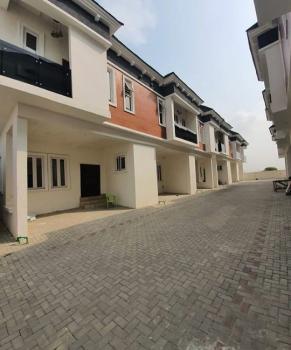 Brand New 4 Bedroom Terrace House, Vgc, Lekki, Lagos, Terraced Duplex for Sale