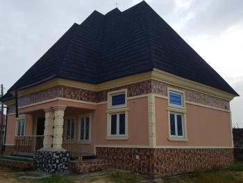 Ultra Modern 3 Bedroom Bungalow, Off Npa Express, Warri, Delta, House for Sale