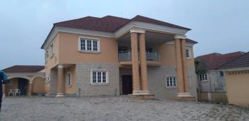 5 Bedroom Duplex with 3 Bedroom Bq, Bar and Space, Behind Okukayode House, Alagbaka, Akure, Ondo, Detached Duplex for Sale