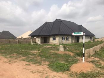 Modern Uncompleted 4 Bedroom Bungalow, Graceland Estate, Oba Ile, Akure, Ondo, Detached Bungalow for Sale