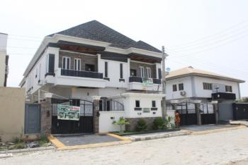 4bedroom Semidetached Duplex with 1bq at Ikota Villa Estate Lekki Lago, Ikota Villa Estate By Mega Chicken Lekki Lagos, Ikota, Lekki, Lagos, Semi-detached Duplex for Sale