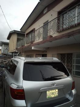 Super and Executive 3bedrooms with 3 Toilets and Bath, Sam -shonibare Estate By Olufemi Off Ogunlauna Drive, Ogunlana, Surulere, Lagos, Flat for Rent