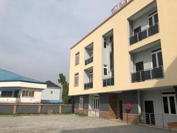 Luxury 3 Bedroom Apartment with Bq and Roof Top Swimming Pool, Merit Estate, Adeniyi Jones, Ikeja, Lagos, Block of Flats for Sale