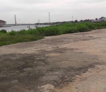 12,000 Square Meters Waterfront Bareland, Victoria Island (vi), Lagos, Commercial Land for Sale
