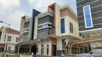Luxury and Tastefully Finished 4 Bedroom Semi-detached House with Bq, Buena Vista Estate, Lekki, Lagos, Semi-detached Duplex for Rent