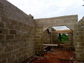 Uncompleted 4 Bedroom Bungalow on Full Plot of Land, D Bells School, Sango Ota, Ogun, Detached Bungalow for Sale