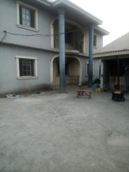 Solid Block of Four (4) Units 3 Bedroom Flats, Okokomaiko, Ojo, Lagos, Block of Flats for Sale
